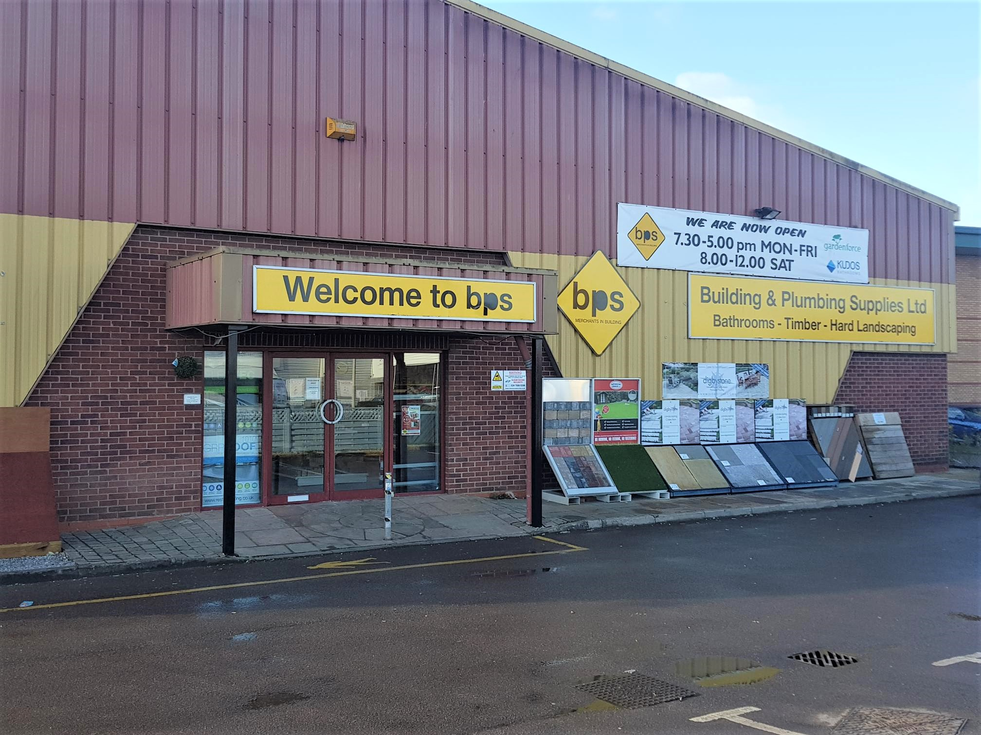 Tewkesbury branch images